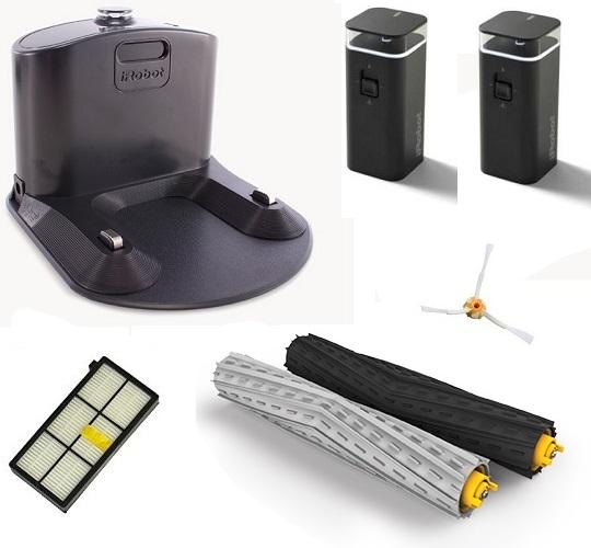 Aspirateur robot iRobot - Roomba 960 - Accessoires