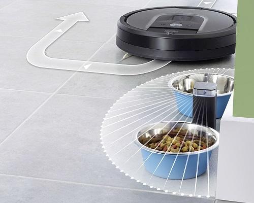 Aspirateur robot iRobot - Roomba 960 - Mur virtuel