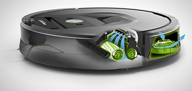 irobot roomba 960 meilleur aspirateur. Black Bedroom Furniture Sets. Home Design Ideas