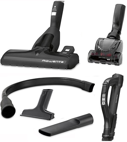 Aspirateur Rowenta - X-Trem Power Home&Car RO6864EA - Accessoires