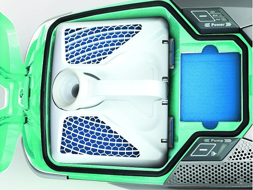 Aspirateur Thomas - MultiClean X10 Parquet Aqua