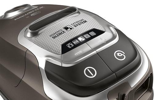 Aspirateur Rowenta - Silence Force 4A RO6466EA Home&Car Pro - Variateur de puissance