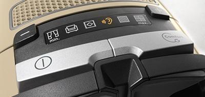 Aspirateur Miele - Complete C3 Excellence Hardfloor EcoLine - Variateur de puissance