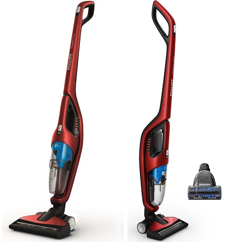 Aspirateur balai - Philips PowerPro Duo FC6172