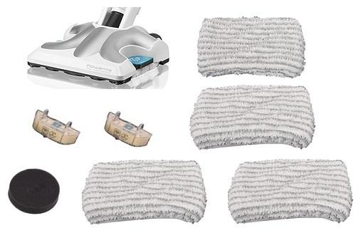 Aspirateur balai - Rowenta Clean & Steam RY7557WH - Accessoires