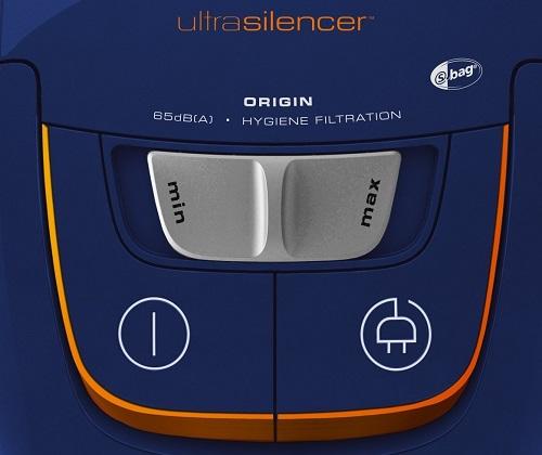 Aspirateur Electrolux - UltraSilencer ZEN ZUSORIGDB - Variateur de puissance