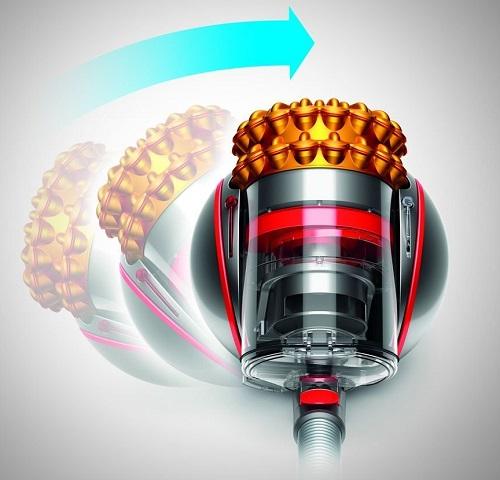 Aspirateur Dyson - Cinetic Big Ball MultiFloor 2