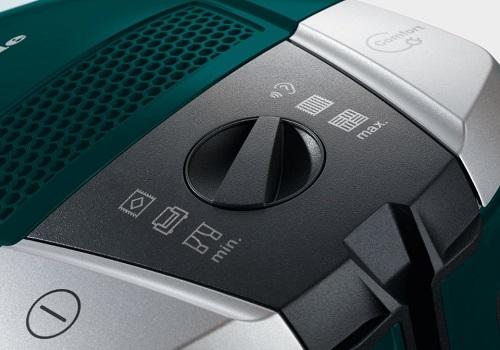 Aspirateur Miele - Compact C2 Excellence EcoLine - Variateur de puissance