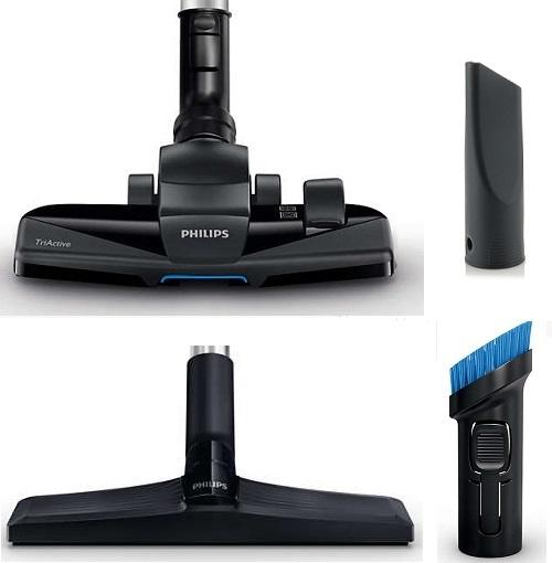 Aspirateur Philips - PowerPro Expert FC9729 - Accessoires