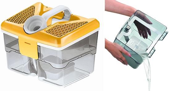 Aspirateur Thomas - Perfect Air Animal Pure - Bac de filtration