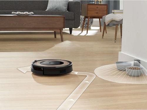Aspirateur robot iRobot - Roomba 895 - Mur virtuel