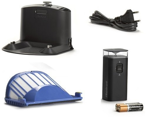 Aspirateur robot iRobot - Roomba 680 - Accessoires