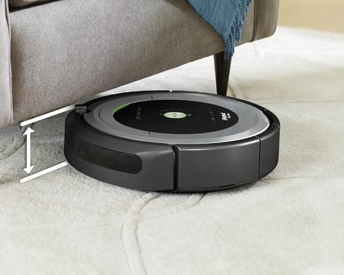 Aspirateur robot iRobot - Roomba 680