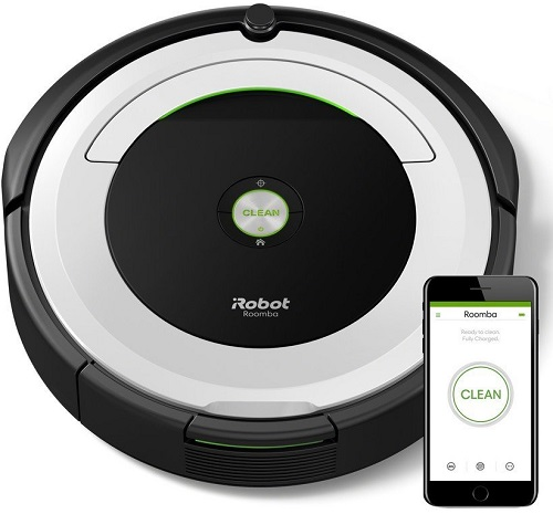 Aspirateur robot iRobot - Roomba 691