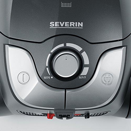 Aspirateur Severin - S'Power SnowwhiteXL 7055 - Variateur de puissance