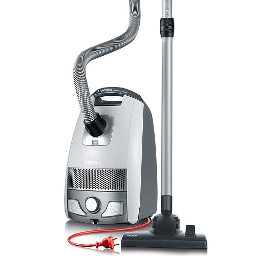 Aspirateur Severin - S'Power Snowwhite Deluxe 7046