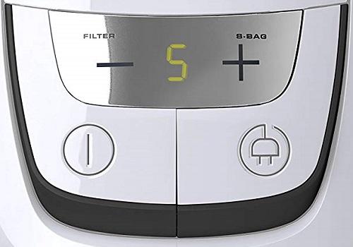 Aspirateur Electrolux - UltraSilencer EUS8ALRGY - Commandes