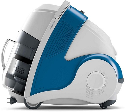Aspirateur Polti - Unico MCV80 Total Clean & Turbo