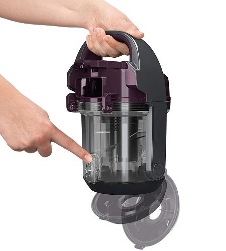 Aspirateur Bosch - BGC05AAA1 GS05 Cleann'n - Bac à poussières