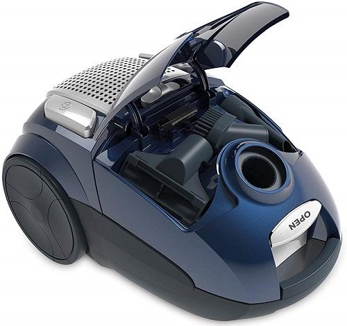 Aspirateur Hoover - Telios Plus TE80PET - Rangement des petits accessoires