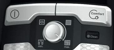 Aspirateur Miele - Blizzard CX1 EcoLine - Variateur de puissance