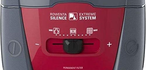 Aspirateur Rowenta - Silence Force 4A+ RO7366EA - Variateur de puissance