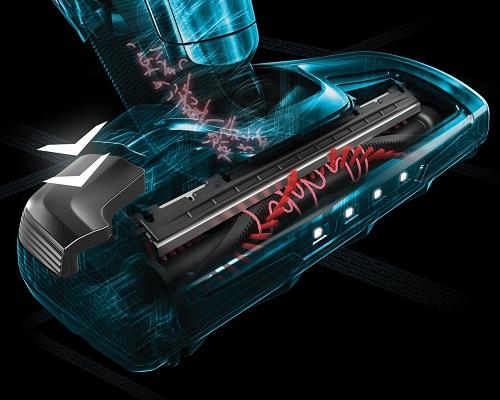 Aspirateur balai - Electrolux UltraPower EUP84DB - Accessoires