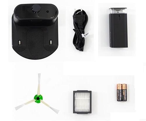 Aspirateur robot iRobot - Roomba i7156 - Accessoires