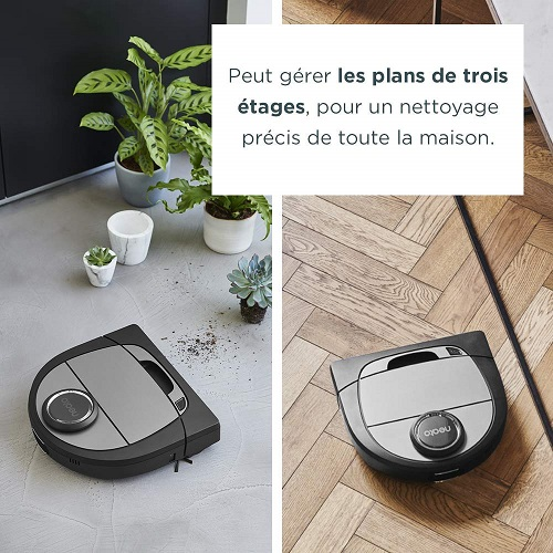 Aspirateur robot Neato - BotVac D750 Connected