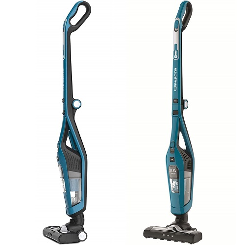Aspirateur balai - Rowenta Air Force Dual Force 2en1 RH6751WO