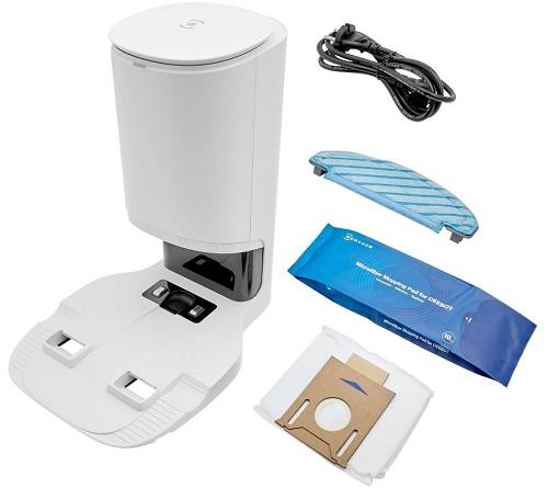 Aspirateur Robot - Ecovacs - DEEBOT N8 Pro+ - Accessoires