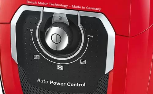 Aspirateur Bosch - ProAnimal BGL8PET2 - Variateur de puissance