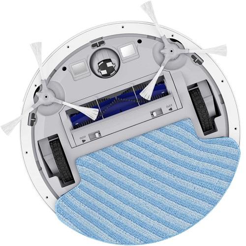 Aspirateur Robot - Rowenta - RR7687WH