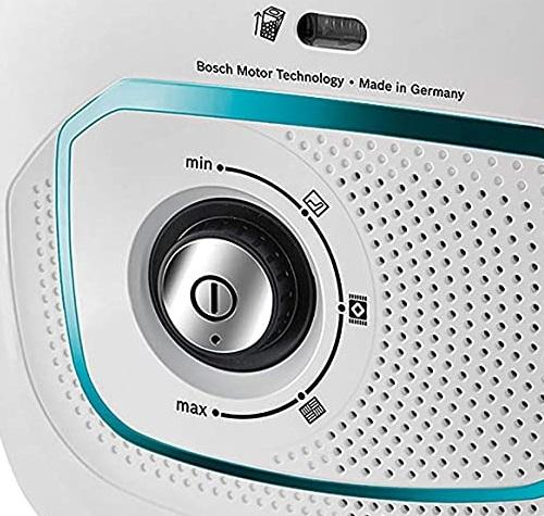 Aspirateur Bosch - ProHygienic BGBS4HYG1 - Variateur de puissance